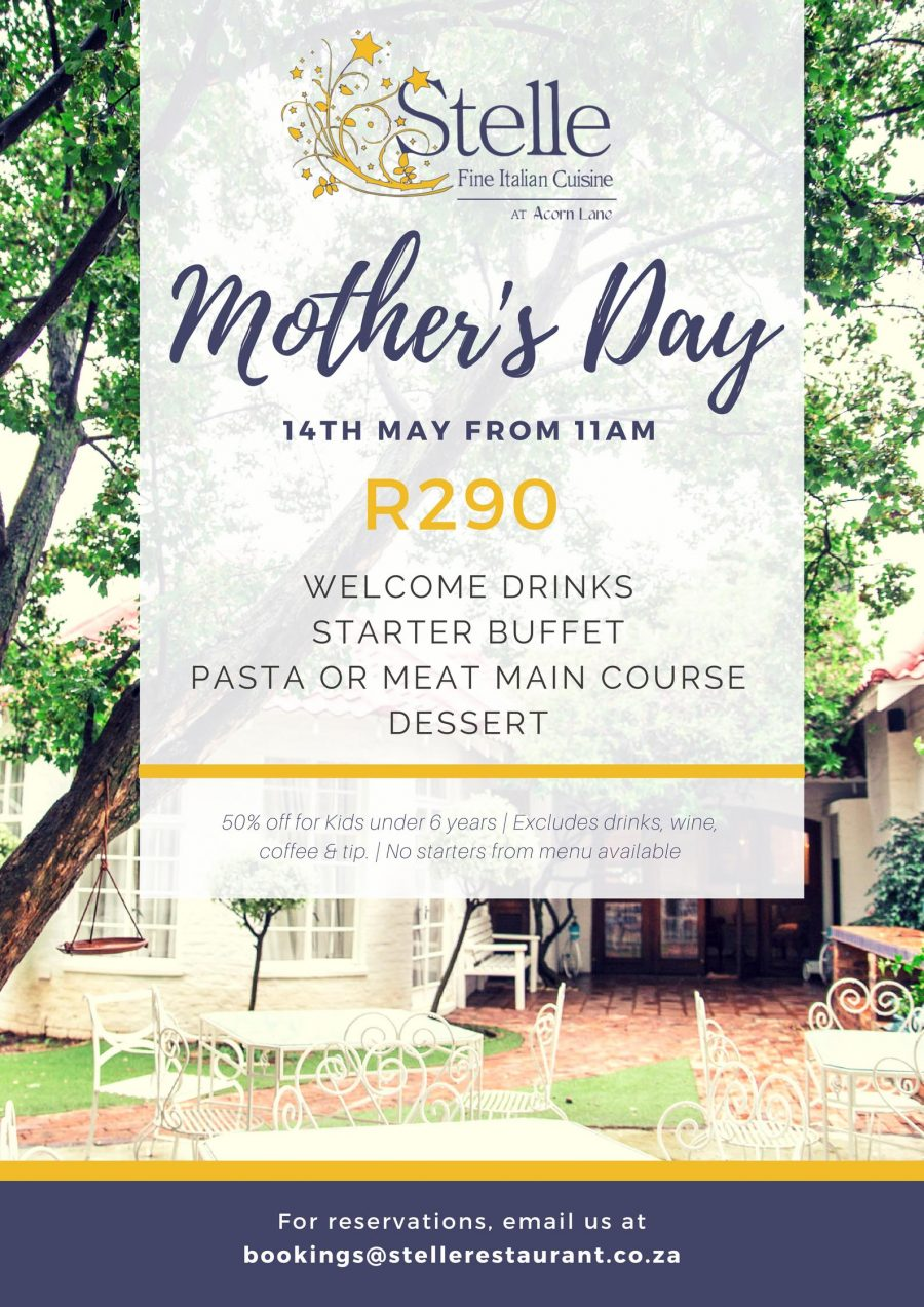 Mother's Day Special 2017