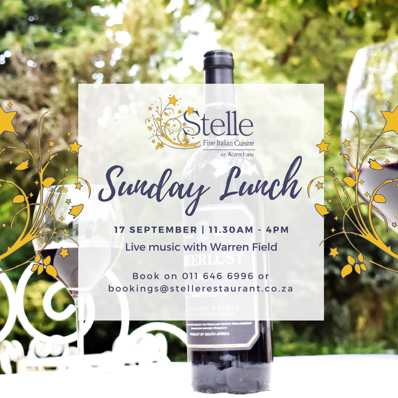 Sunday Lunch & Live Music